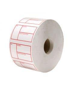 Address Labels - Adhesive