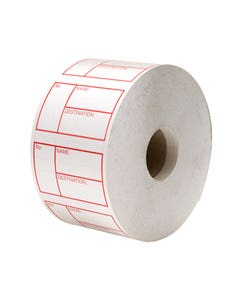 Address Labels - Adhesive