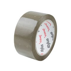 Rubber Tape - Brown - 48mm x 75m